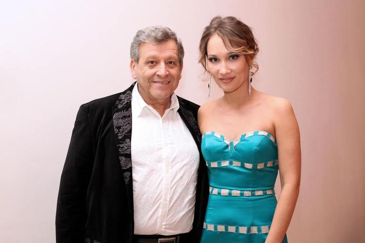 В 2016-м Грачевский женился на Екатерине Белоцерковской