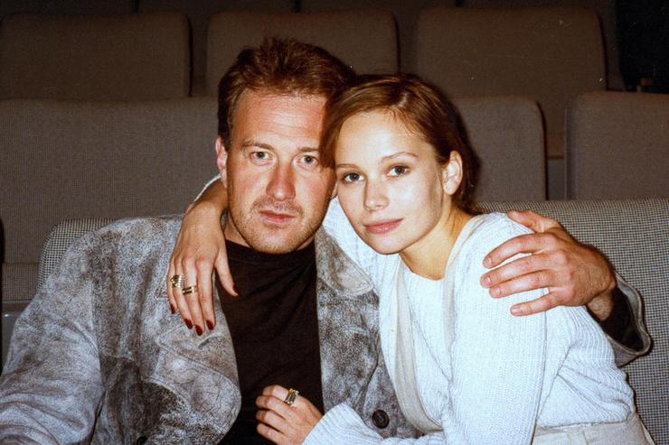 Максим Осадчий провел с Еленой несколько лет