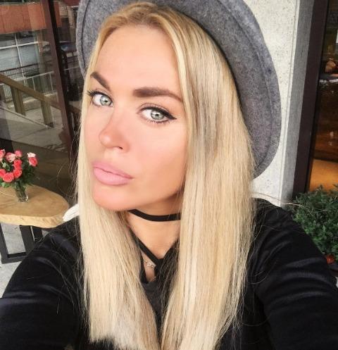 Таня Терешина поделилась интимным фото с бойфрендом
