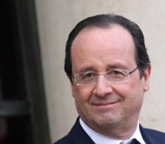 Франсуа Олланд объявил о разрыве отношений с гражданской женой