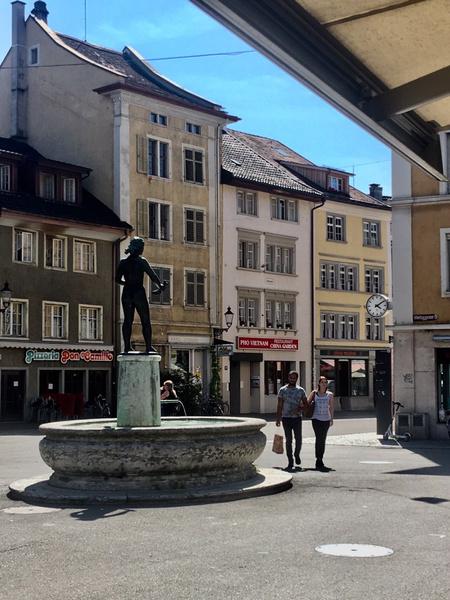 Индустриальная столица Щвейцарии — Винтертур, город бесконечно разнообразный
