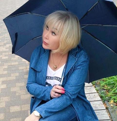 Актриса Ольга Спиркина разводится с мужем