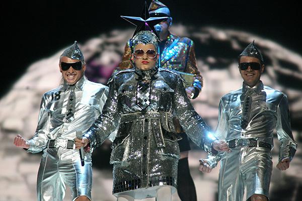 Верка Сердючка исполнила песню победительницы прошлогоднего «Евровидения» Нетты — Toy