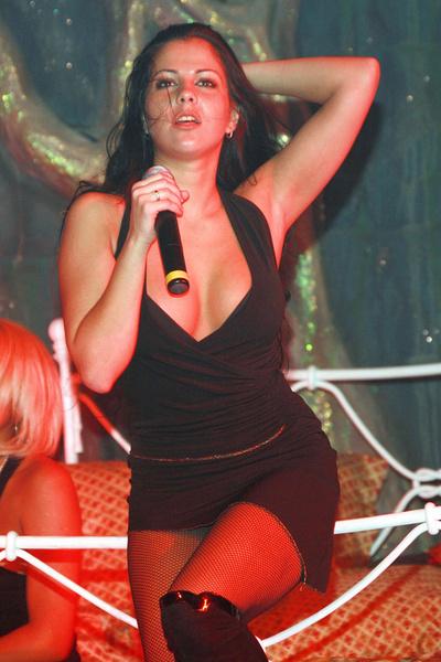 Актриса начинала карьеру певицы