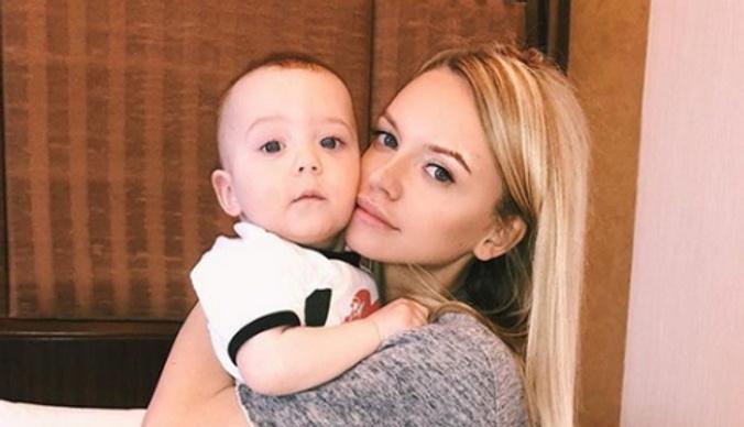 Милана Тюльпанова увиделась с сыном после долгой разлуки