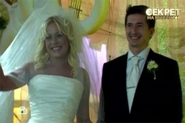 Юлия Началова и Евгений Алдонин считались одной из самых красивых пар