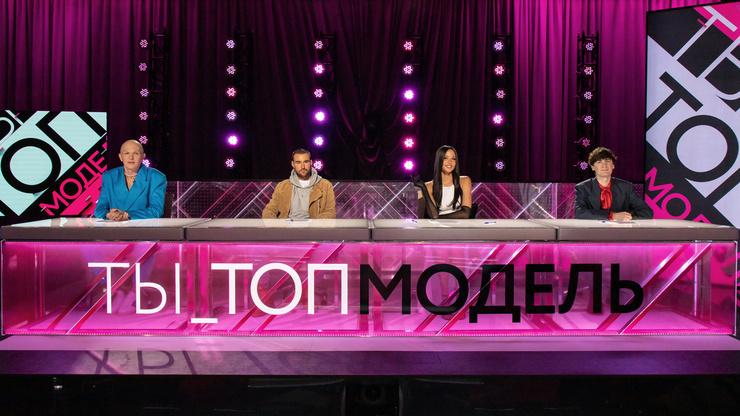 Шоу «Ты_Топ-модель на ТНТ» стартовало с 21 марта