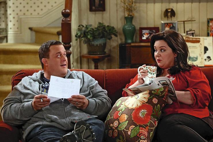 Сериал «Майк и Молли» закрыли после после 6 лет существования, так как Мелисса перестала быть толстушкой