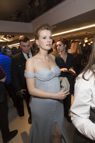 Актриса ждет третьего ребенка