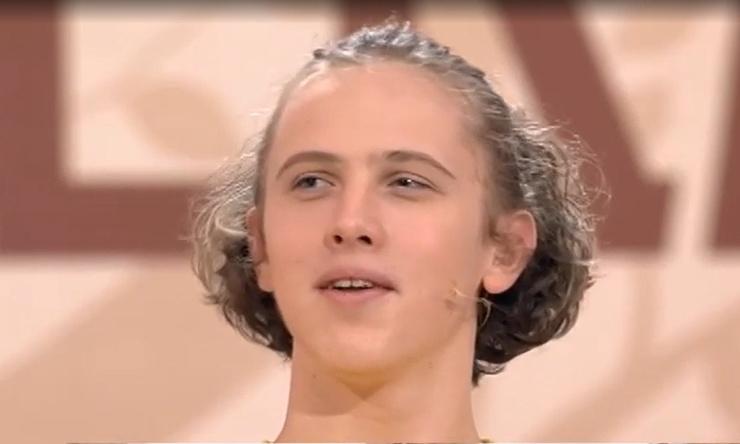 Иван Золотухин вырос копией своего отца
