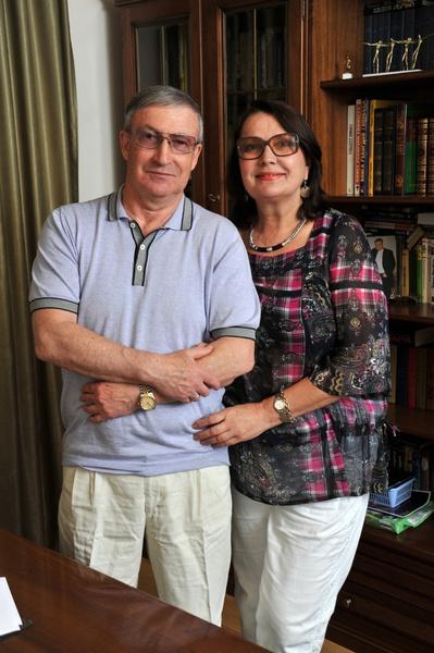 После рождения сына жена Альтова отказалась от карьеры