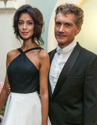 Равшана Куркова и Илья Бачурин