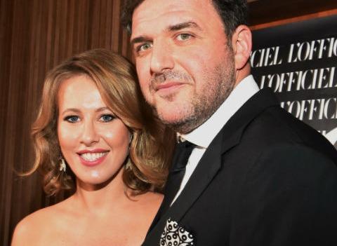Константин Богомолов отдыхает с бывшей женой после слухов о романе с Ксенией Собчак