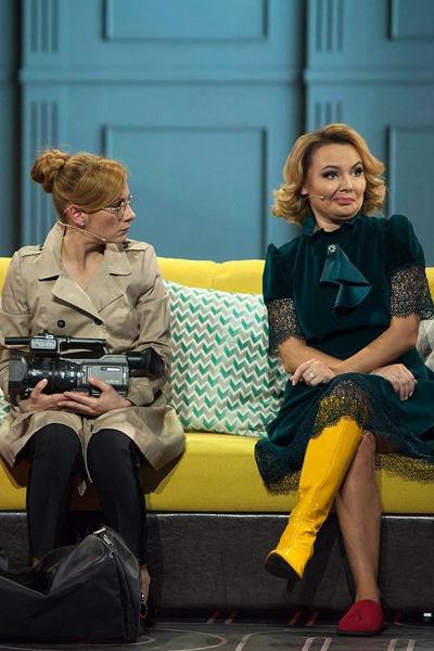 Однажды актриса плохо впустила Наталью Андреевну и других коллег по шоу, не явившись на концерт.