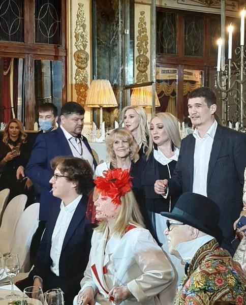 Алла Пугачева и Максим Галкин числились в списке VIP-гостей мероприятия