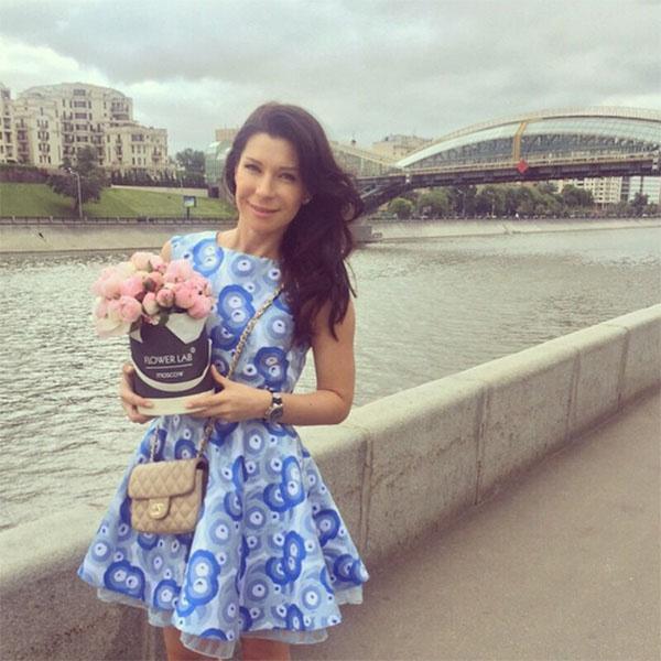 Екатерина Волкова заявила, что пасмурная погода не испортит ее отличное настроение