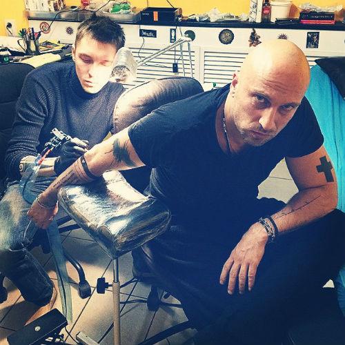 Новости: Дмитрий Нагиев набил новую татуировку – фото №2