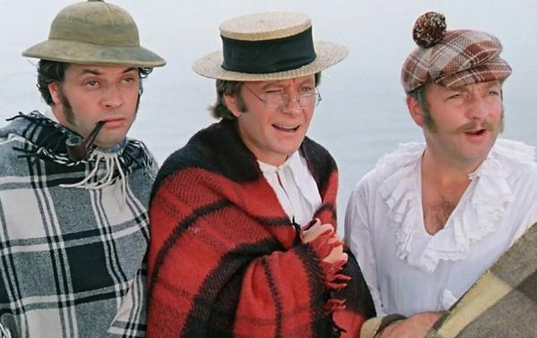 Ширвиндт, Миронов и Державин остались вместе лишь на фото и кадрах фильмов