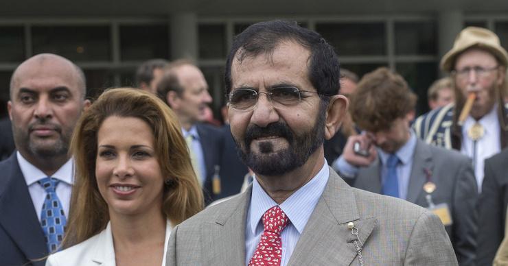 Жена эмира Дубая сбежала с 40 миллионами долларов за границу