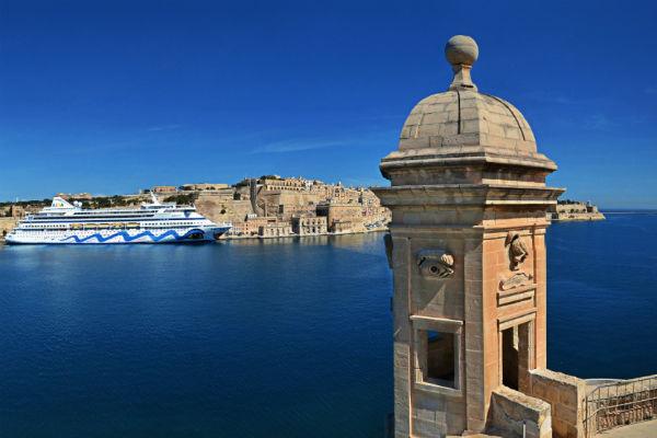 Большая Гавань на Мальте