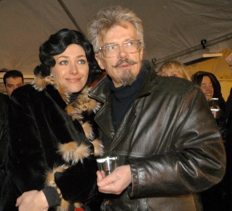 Екатерина Волкова и Эдуард Лимонов