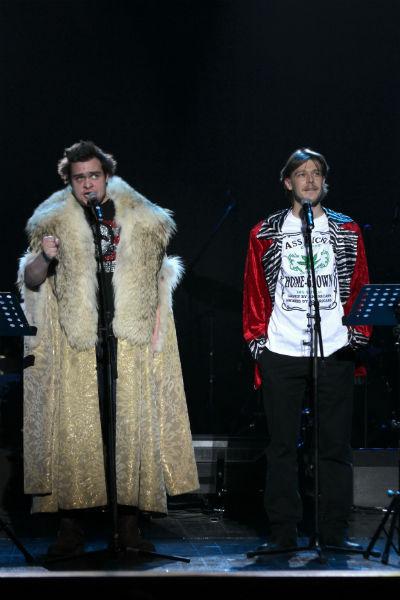 Николай (слева) и Никита Ефремовы