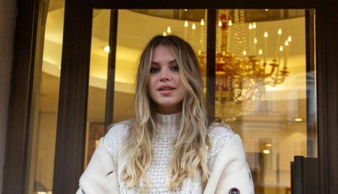Саша Артемова случайно показала лицо дочери