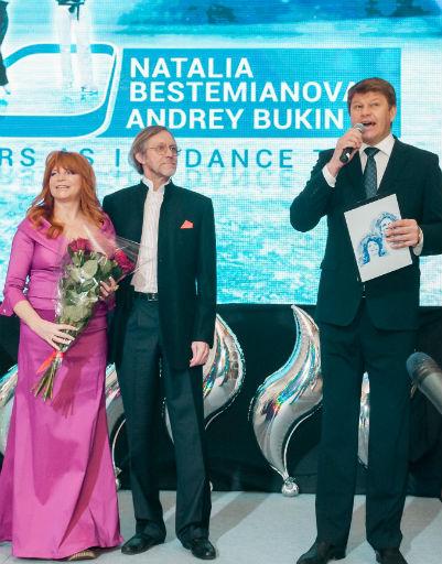 Дмитрий Губерниев назвал Бестемьянову и Букина артистами на все времена
