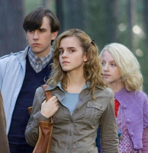 Звезды франшизы «Гарри Поттер» знакомы с самого детства