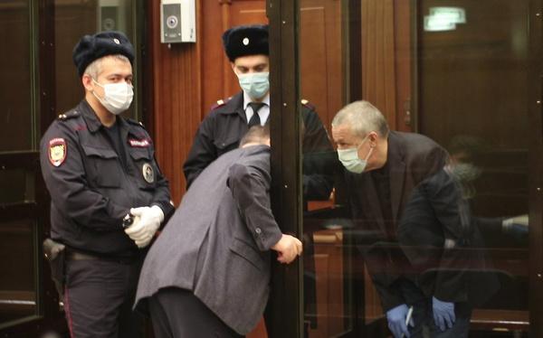 Ефремов принял участие в двух заседаниях Апелляционного суда