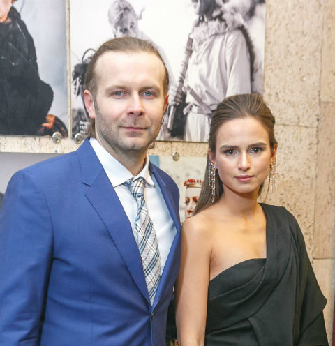 Клим Шипенко и Соня Карпунина