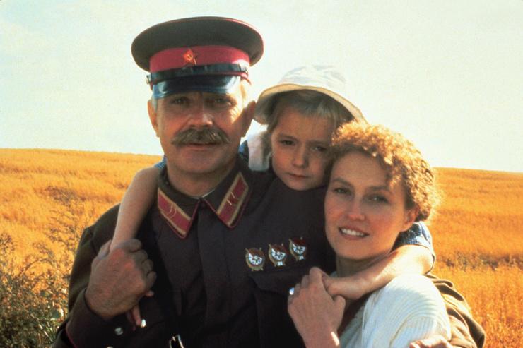 Надя отмечала, что многим обязана папе, ставшему для нее первым учителем в киноиндустрии
