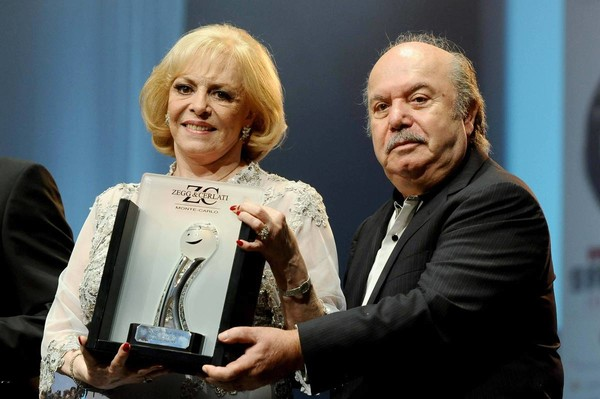 Мишель Мерсье была постоянной гостьей кинопремий до 2016-го