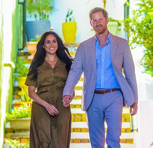 Принц Гарри и Меган Маркл снимают дом у актера Тайлера Перри