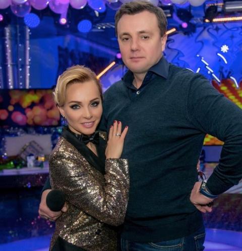 Бывшая участница «Дома-2» Наталья Варвина с супругом, генеральным продюсером проекта Алексеем Михайловским
