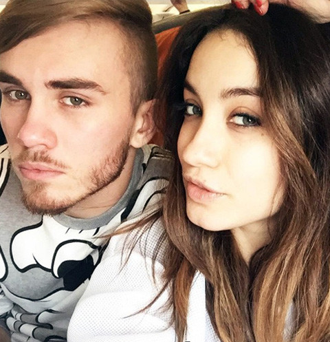 Дмитрий Клейман и Виктория Дайнеко