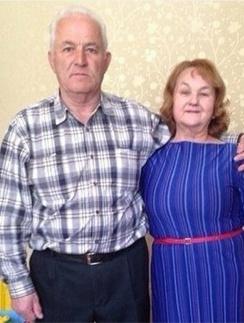 Ольга Васильевна и Роберт Михайлович Гобозовы