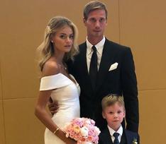 Экс-бойфренд Алены Шишковой женился на модели Victoria's Secret