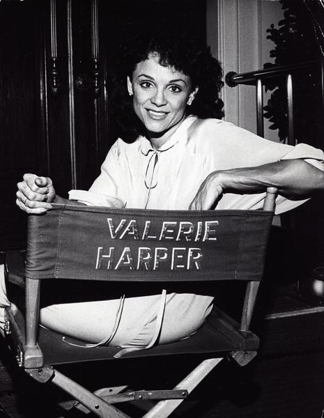 Такой Валери Харпер была в молодости на пике карьеры
