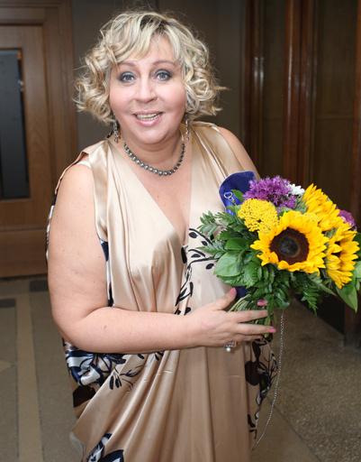 Марина Голуб на премии ТЭФИ 2012 - Лица