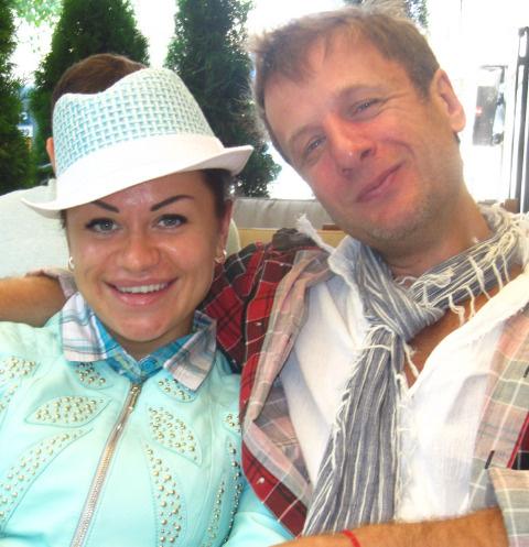 Евгения и Валерий Дидюля