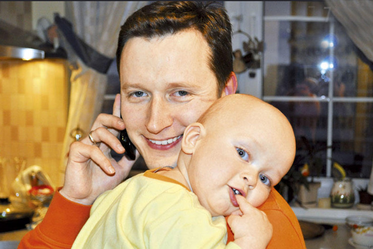Александр Терещенко cтал главным мужчиной в жизни Марии Ситтель