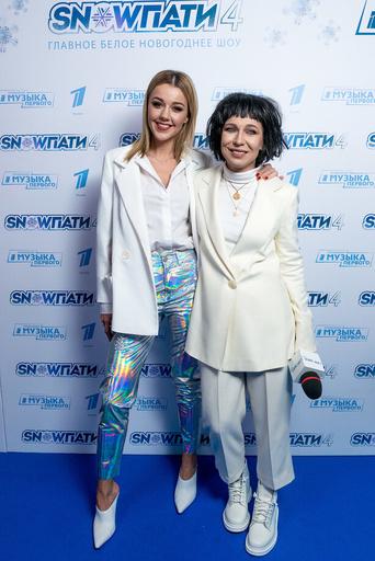 Юлианна Караулова и Елка