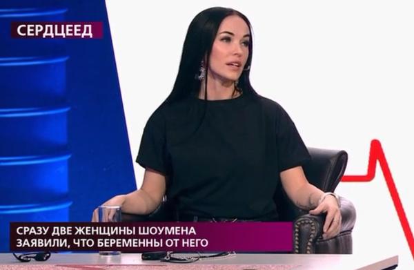 По словам Евгении, она продолжала интимную связь с экс-мужем