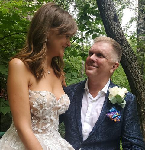 Летописец Владимира Путина Андрей Колесников играет свадьбу