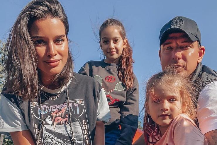Ксения хочет, чтобы дочь продолжала общаться с отцом