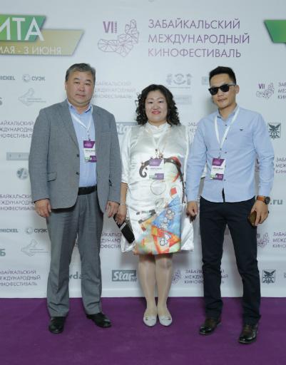 Егор Кончаловский, Лилия Савина и Андрей Кузьминов