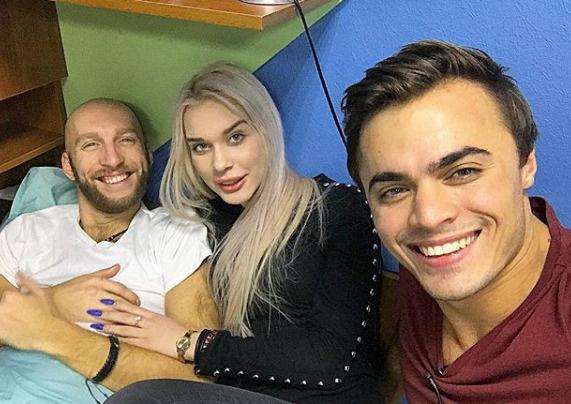 Алексей Купин сообщил, что Яна Шевцова и Артем Сорока стали встречаться