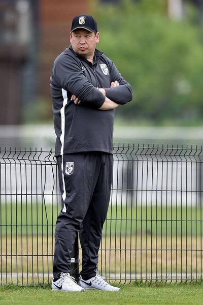 Леонид Слуцкий считается одним из самых известных российских тренеров