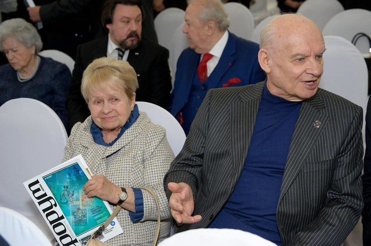 Супруги вместе больше 60 лет
